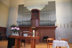 Betagsgottesdienst 15.9.2019 evang. Kirche Diepoldsau.