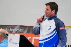 Matthias Sieber, Präsident TV Widnau