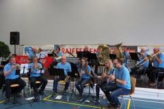 Die Musikgesellschaft Konkordia Widnau in Kleinformation