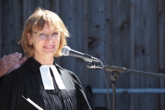 Pfarrerin Silke Dohrmann