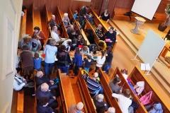 Familiengottesdienst mit dem Fritigstreff: «Gottesbilder» vom Sonntag, 23. Februar 2020