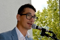 Kirchgemeindevizepräsident Patrick Weder. Bild: Monika von der Linden
