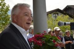 Gemeindepräsident Roland Wälter. Bild: Monika von der Linden