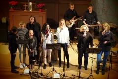 Die Crossover-Sängerinnen, von rechts: Aniela Brockmann, Carola Dörig, Liane Weiss, Ruth Eggenberger