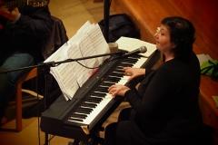 Karin Fend, Keyboard und musikalische Leitung
