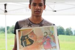 Karim als Animator